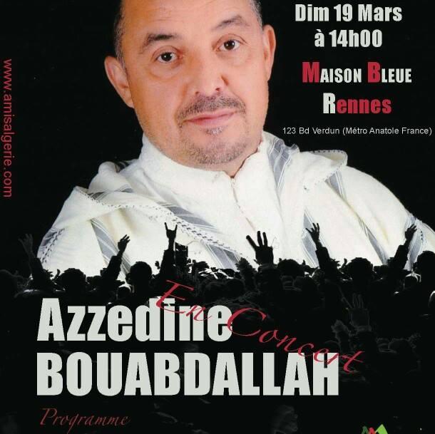 Concert de Musique Andalouse