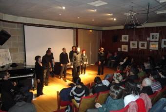 Spectacle 10 mars 2012 MIR Rennes amis de l'algérie