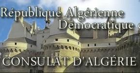 Consulat d'Algérie à Nantes